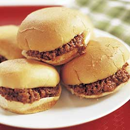 Sloppy Joes