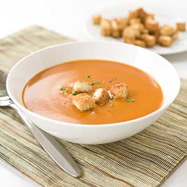 Creamless Creamy Tomato Soup