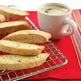 Spiced Biscotti