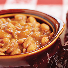 Smoky Kansas City BBQ Beans