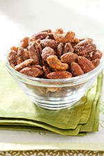Chili-Lime Spiced Nuts