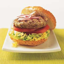 Ultimate Veggie Burgers