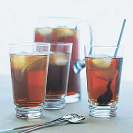 Quick, Simple, Full-Flavored Iced Tea
